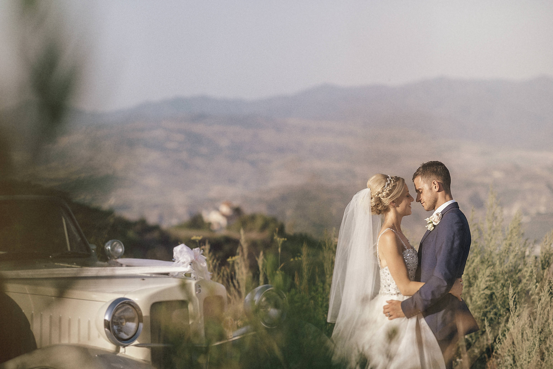 Hills Miliou Beziique Cyprus