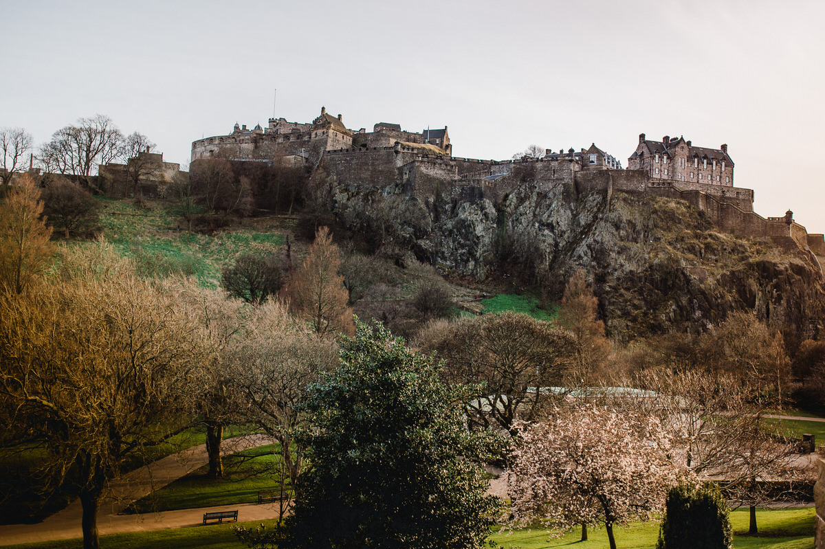 Edinburgh destinations travel weddings Scotland