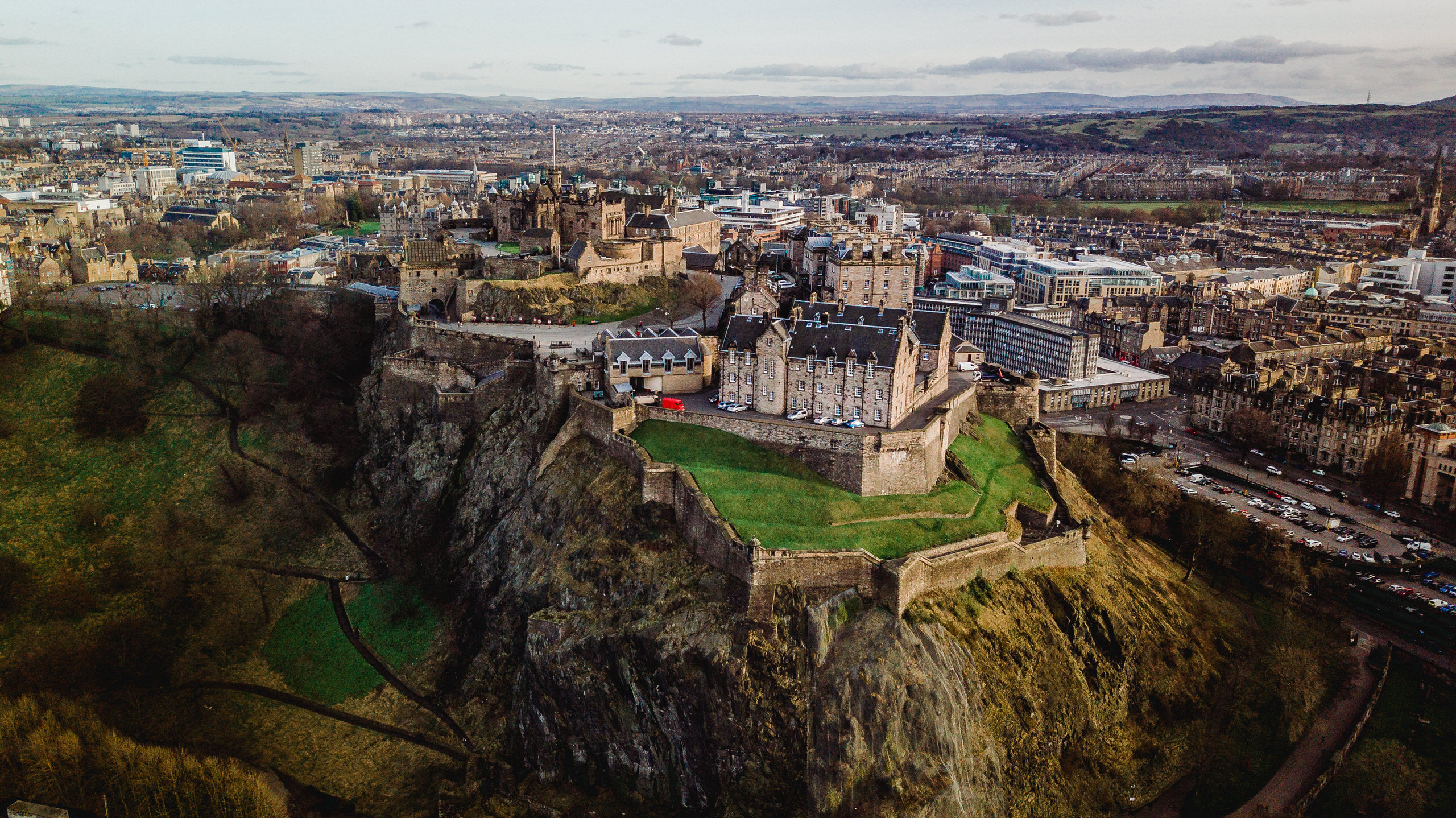 Edinburgh destinations travel weddings Scotland march
