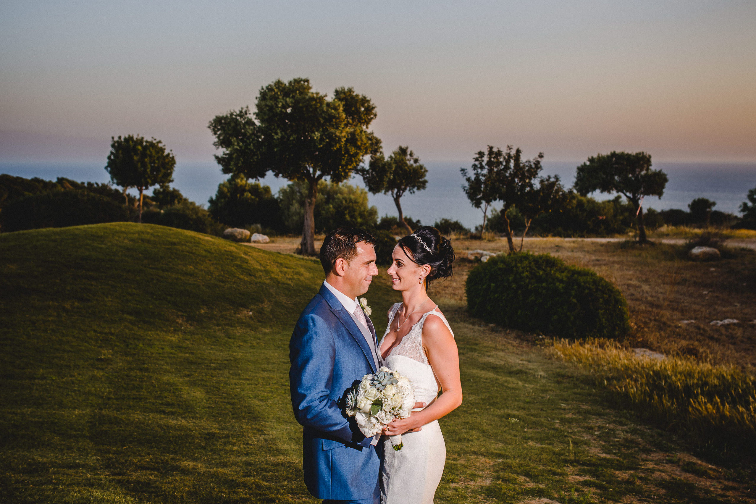 aphrodite hills wedding photographer
