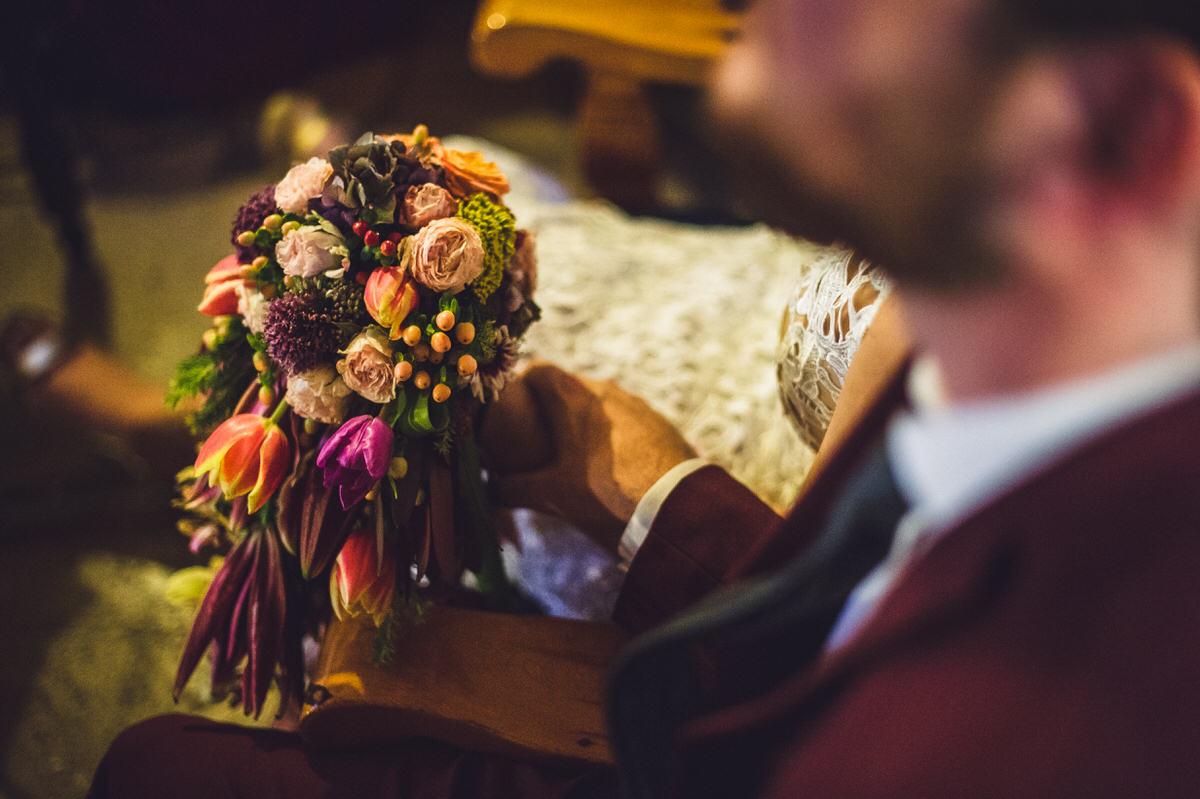 stunning bride bouquet