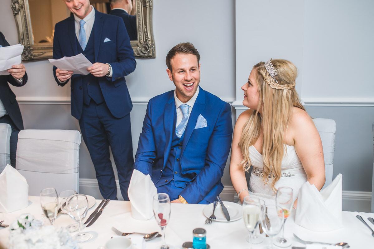 Hampshire Wedding photographer Beziique Weddings