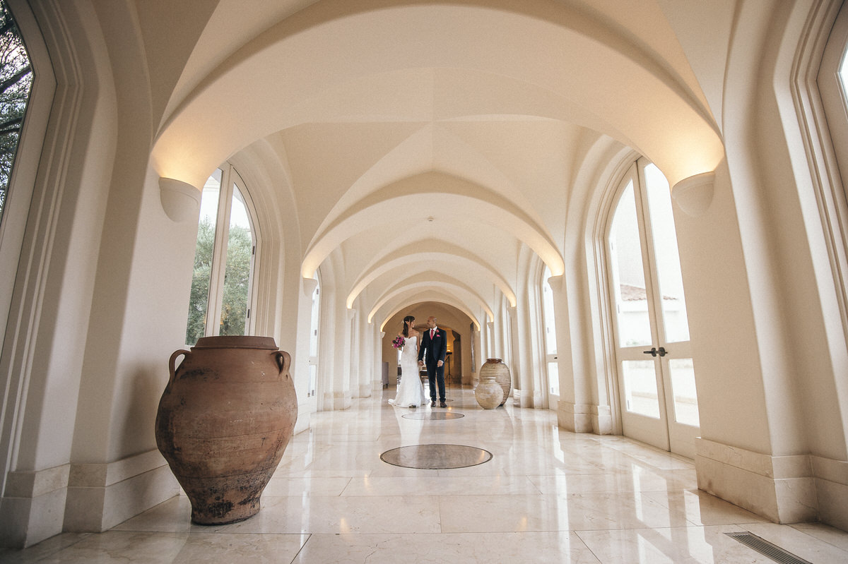 archways at anassa