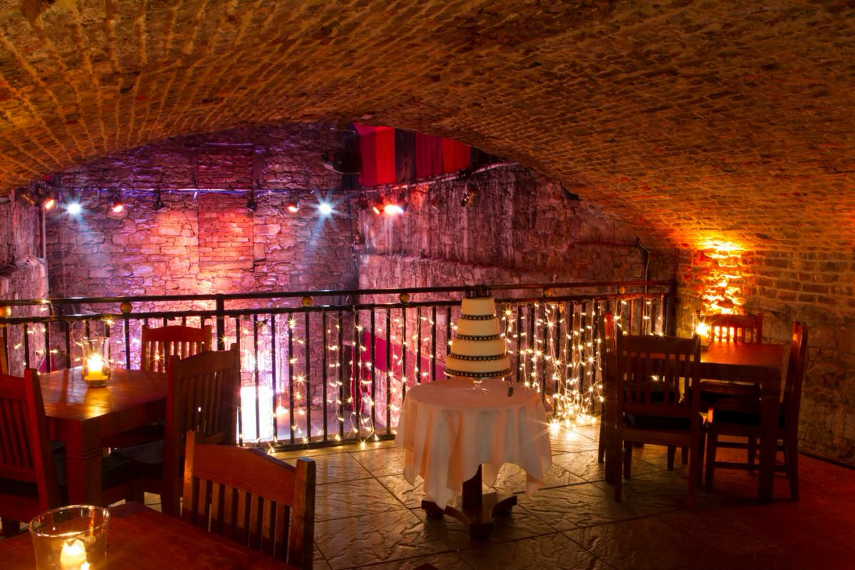 bar in the caves
