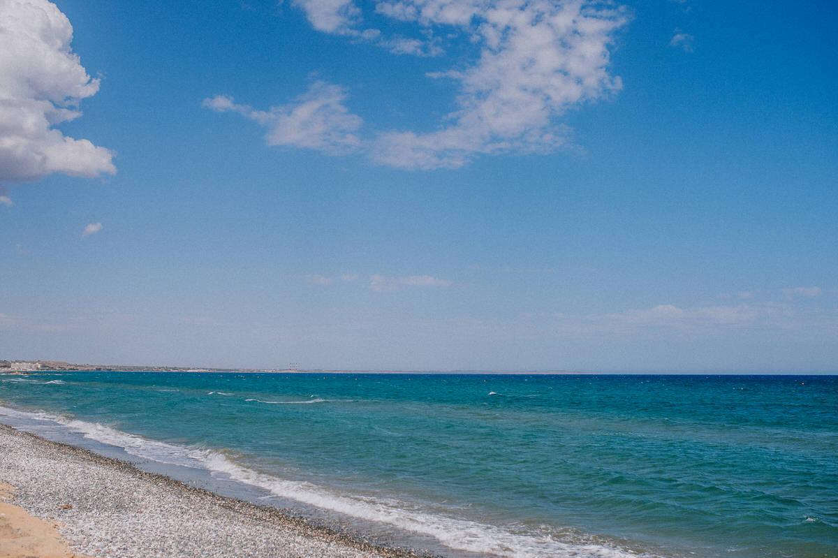 Louise and Mike - Galu Seaside, Cyprus 23