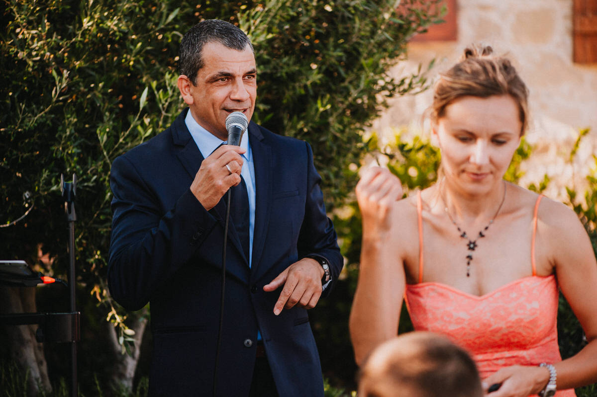 Marco and Anastassia - Liopetro, Cyprus 1