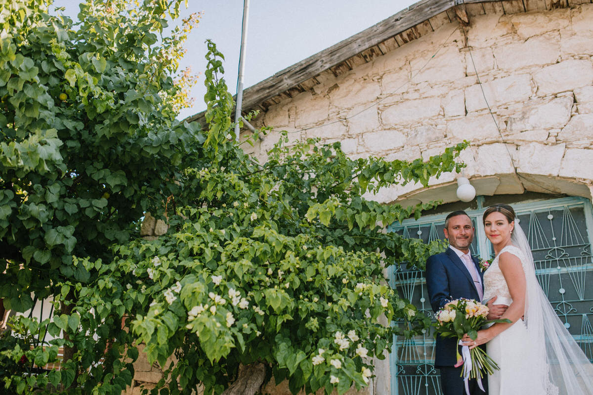 Stacey and Chris - Hadjiantonas Winery, Cyprus 47