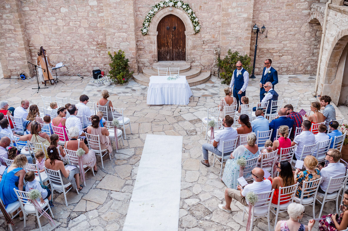 Kaye and Matt - Minthis Hills, Cyprus 48