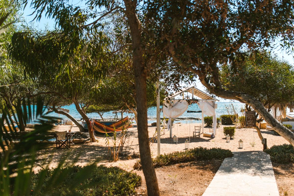 Raya and Adhib - Thalassines Beach Villas, Cyprus 1