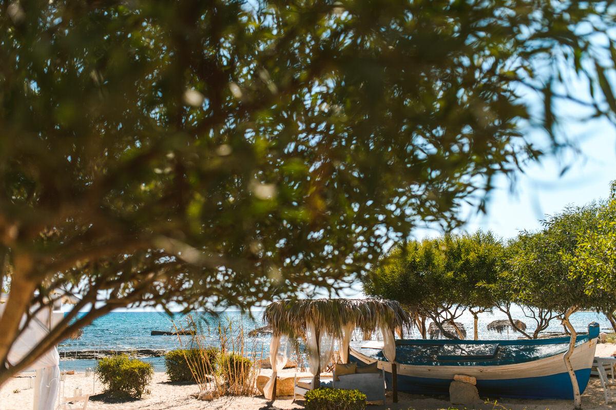 Raya and Adhib - Thalassines Beach Villas, Cyprus 2