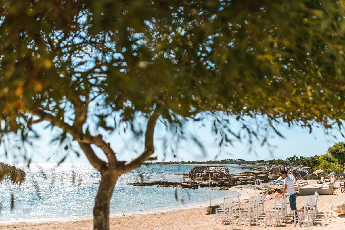 Raya and Adhib - Thalassines Beach Villas, Cyprus 4