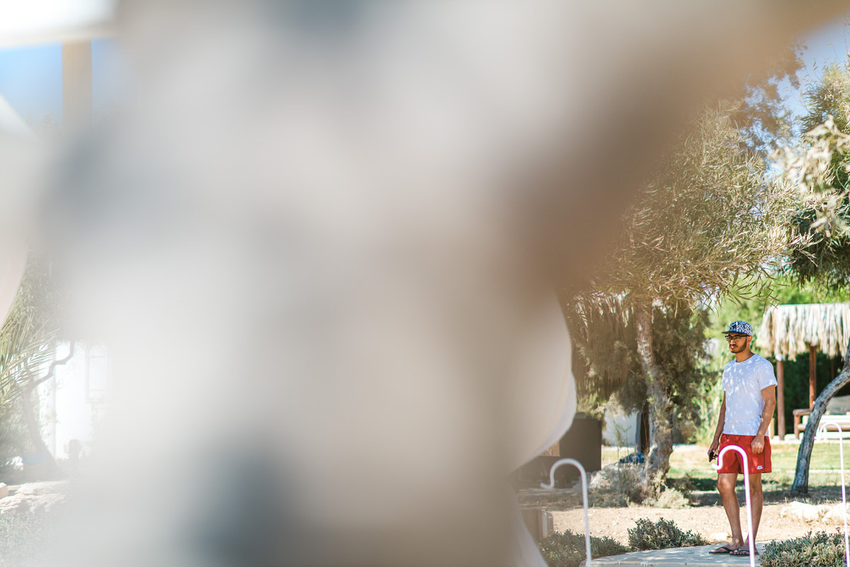 Raya and Adhib - Thalassines Beach Villas, Cyprus 5