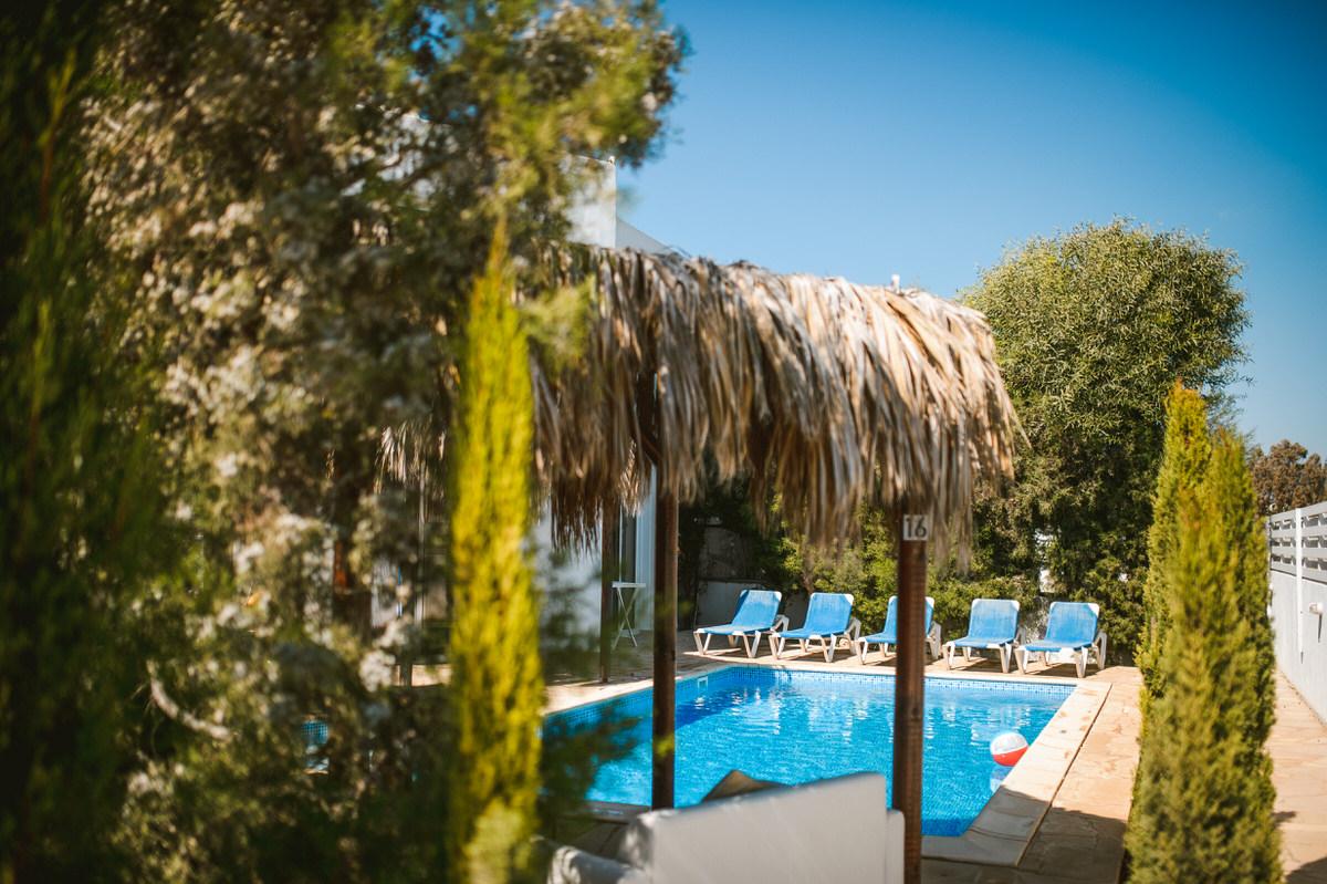 Raya and Adhib - Thalassines Beach Villas, Cyprus 8