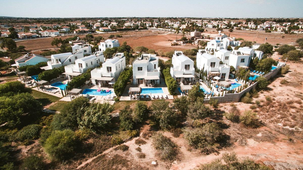 Raya and Adhib - Thalassines Beach Villas, Cyprus 15