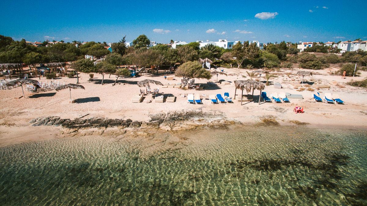 Raya and Adhib - Thalassines Beach Villas, Cyprus 21