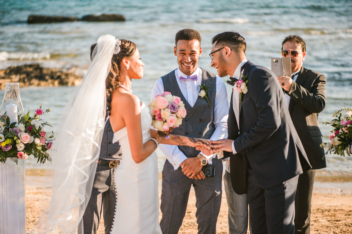 Raya and Adhib - Thalassines Beach Villas, Cyprus 69