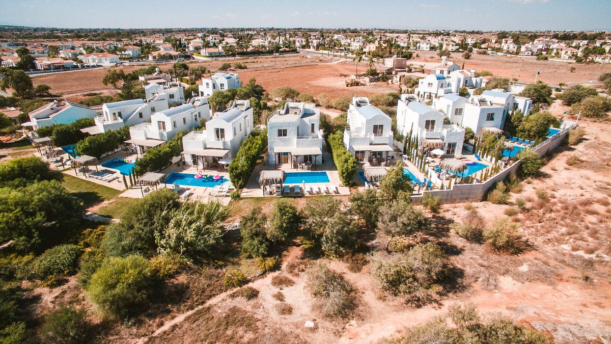 Raya and Adhib - Thalassines Beach Villas, Cyprus 117