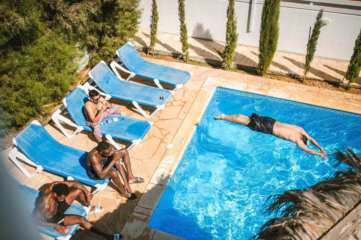 Raya and Adhib - Thalassines Beach Villas, Cyprus 118
