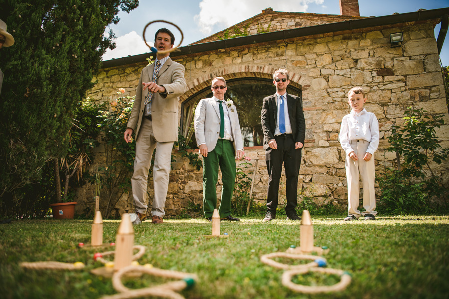 Jessica & Dan's Foodie Livernano Estate Wedding in Tuscany 3