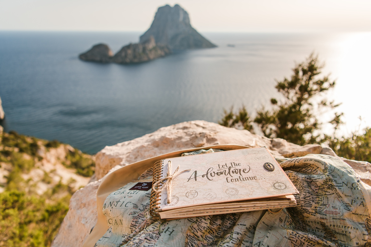 Ibiza Marriage Proposal