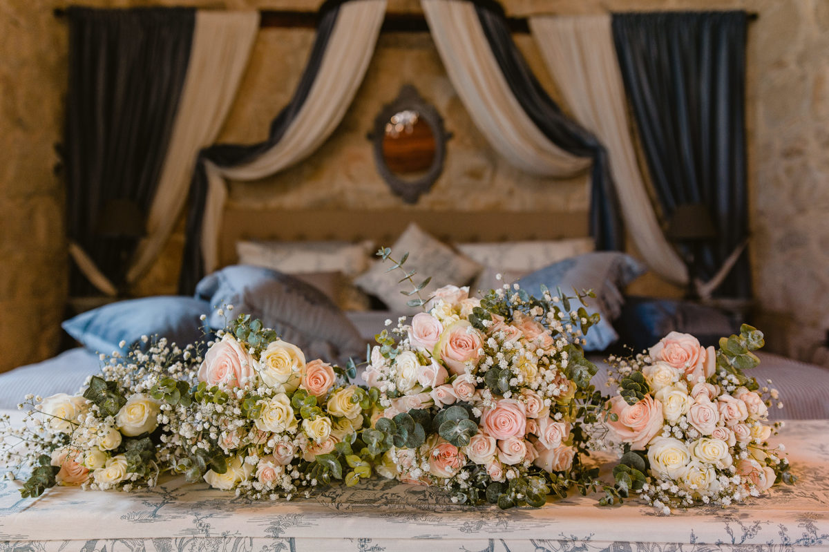 Nicola & Joel's Romantic Rustic Cyprus Wedding at Liopetro, Kouklia 1