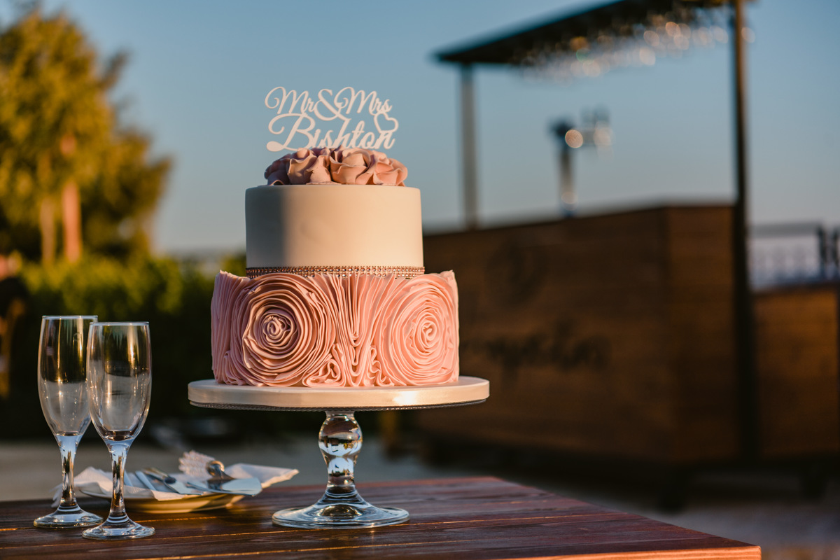 Nicola and Joel fell head over heels for Liopetro Venue for their destination wedding in Cyprus. Find inspiration and tips for your own wedding abroad here. Love Island Cakes Cyprus Wedding Photographer