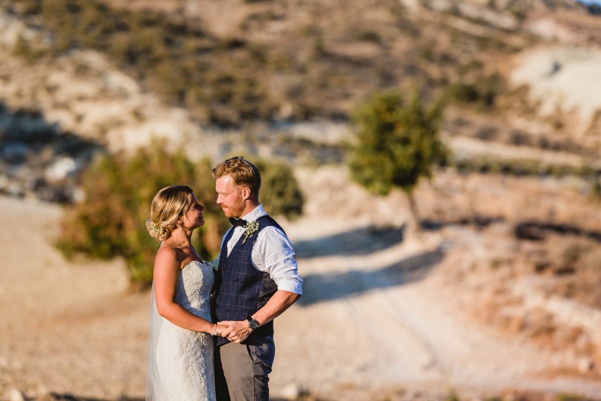 Fiona and Paul opted for a destination Cyprus celebration and had the most romantic Vasilias wedding in the Aphrodite Hills. Check it out and be inspired...