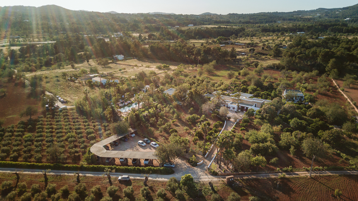 Can Gall Ibiza wedding venue