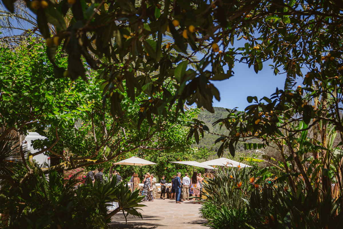 Iain & Sophie's Enchanting White Agroturismo Can Gall Ibiza Wedding 11