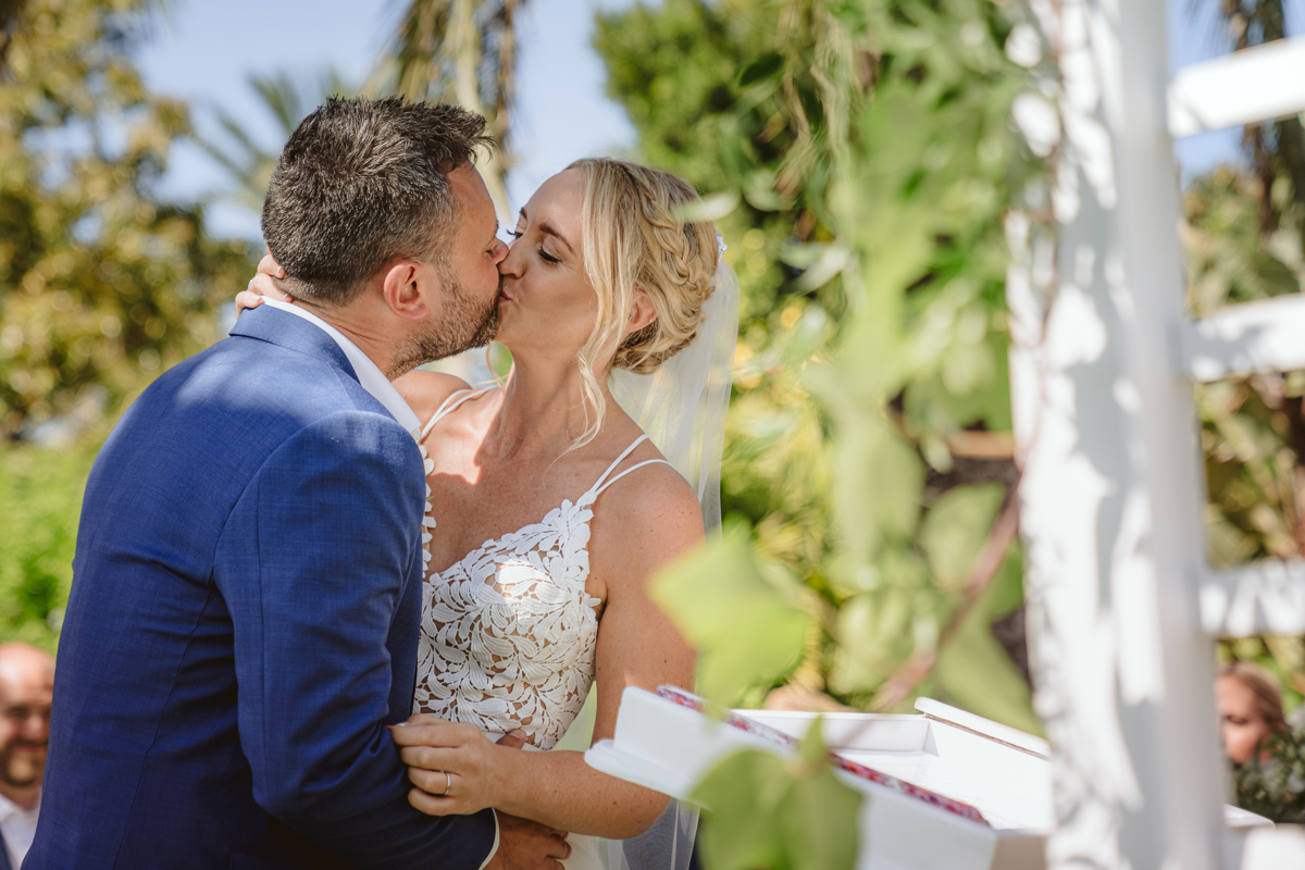 Iain & Sophie's Enchanting White Agroturismo Can Gall Ibiza Wedding 18