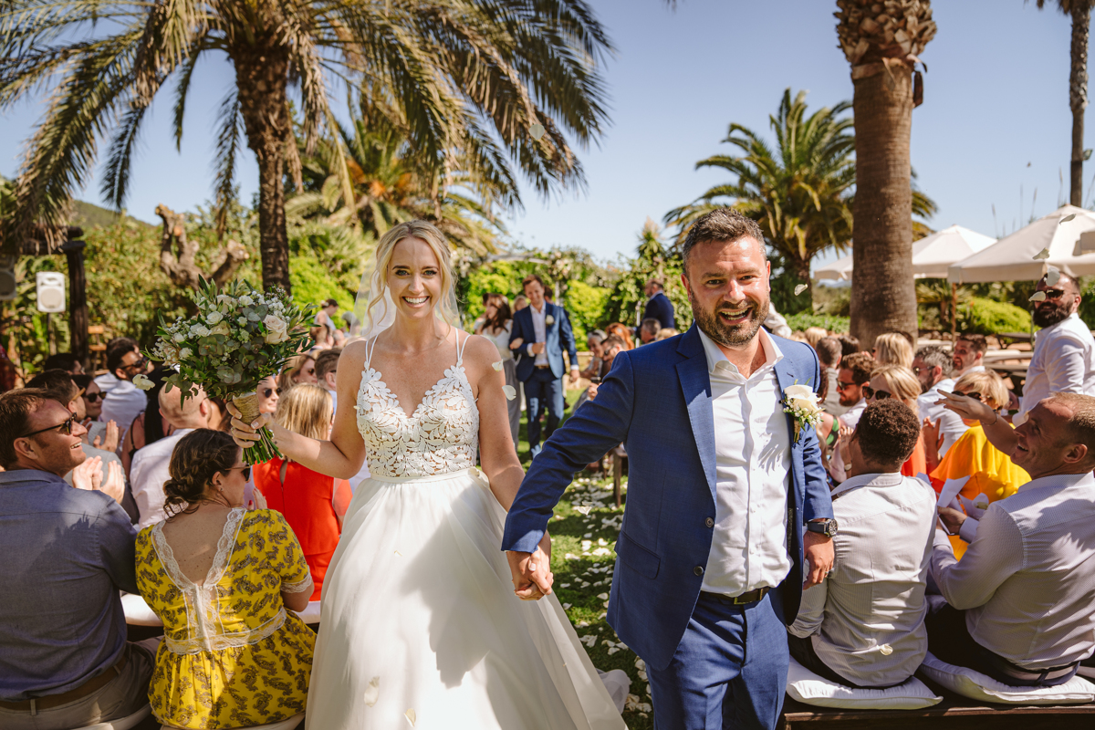 Iain & Sophie's Enchanting White Agroturismo Can Gall Ibiza Wedding 21