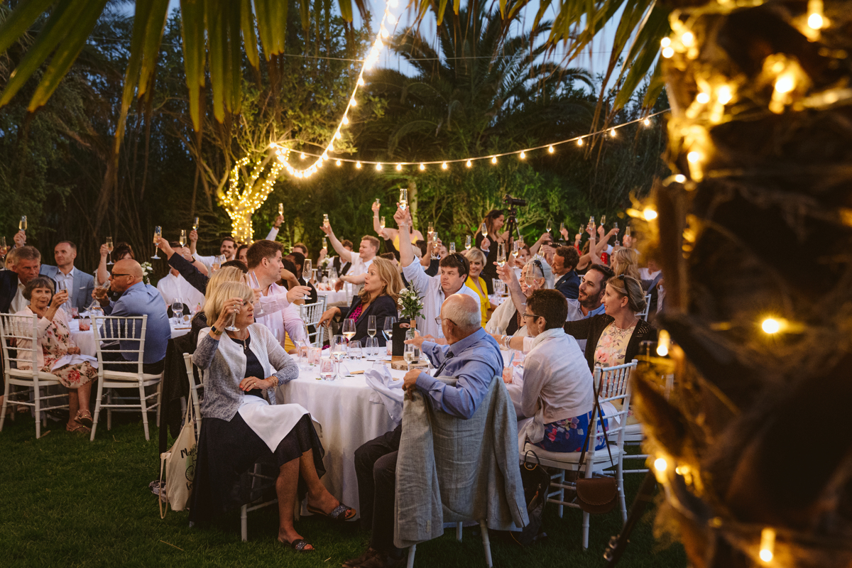 Iain & Sophie's Enchanting White Agroturismo Can Gall Ibiza Wedding 28