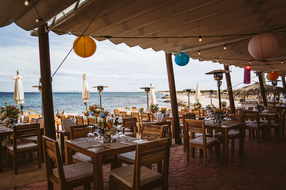 Antonia & Birger's Epic Ibiza Beachfront Pre-Wedding Party 3
