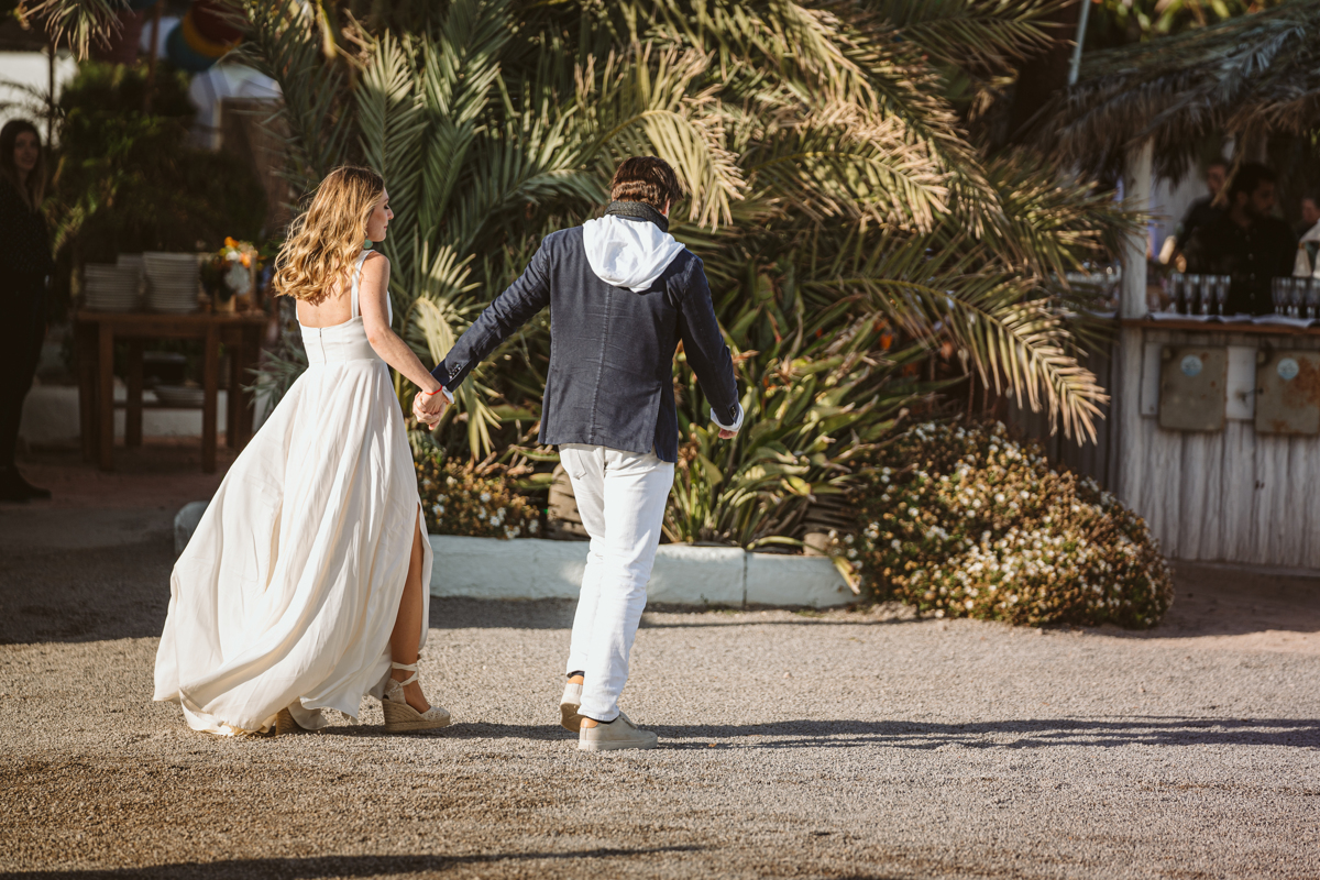 Antonia & Birger's Epic Ibiza Beachfront Pre-Wedding Party 10
