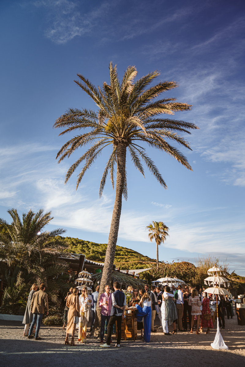 Antonia & Birger's Epic Ibiza Beachfront Pre-Wedding Party 5