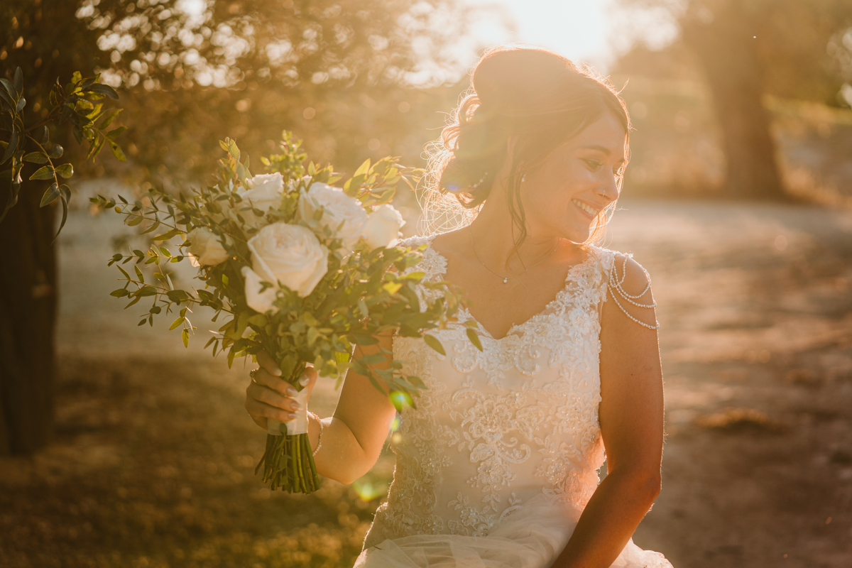 Discover how Ellie and Jack's ethereal, romantic Cyprus wedding unfolded, captured magically moment by moment by us, their Minthis Hills wedding photographer.