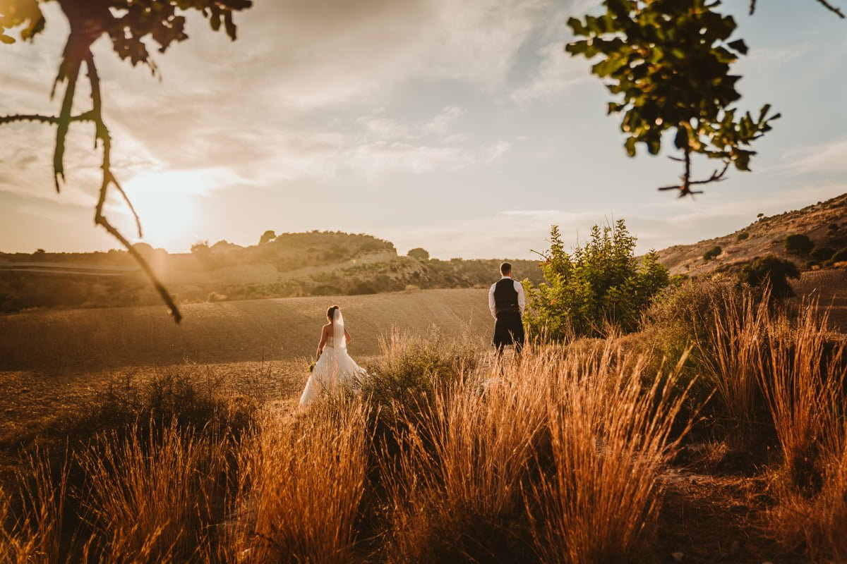 Get a behind-the-scenes look at Hannah and Keith's sun-kissed, laid-back wedding in Cyprus with Beziique, their epic Vasilias Cyprus wedding photographer.