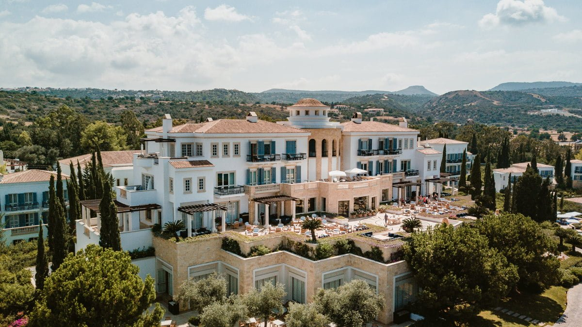 Get the inside look at Carly and Jack's dream wedding in Cyprus, captured by epic Anassa Hotel wedding photographer Beziique, and start planning your own!